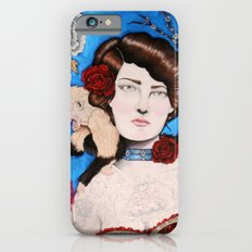 Augusta -- The Tattooed Lady iPhone 6s Slim Case