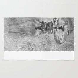 Still life - Kerosene Lamp Rug