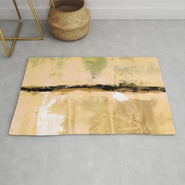 Lost In The Moment No.2i by Kathy Morton Stanion Rug