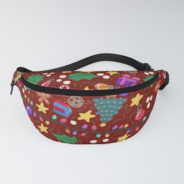 Holiday spirit #4 Fanny Pack