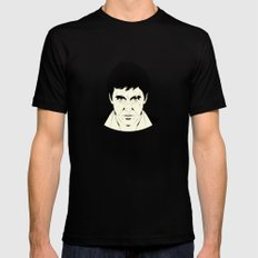 Scarface Mens Fitted Tee Black X-LARGE