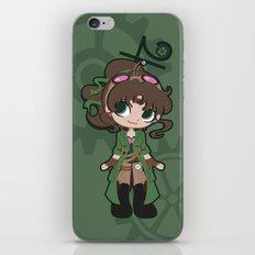 Steampunk Sailor Jupiter iPhone & iPod Skin