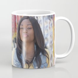 Ashley in Hollywood, CA 3 Coffee Mug
