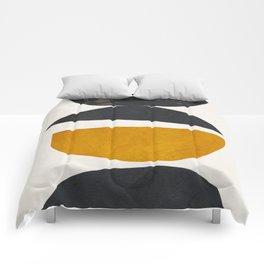 abstract minimal 23 Comforters
