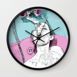 Show Time Wall Clock