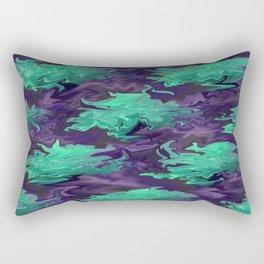 Stormy Seas.... Rectangular Pillow