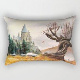 Autumnal magic... Rectangular Pillow