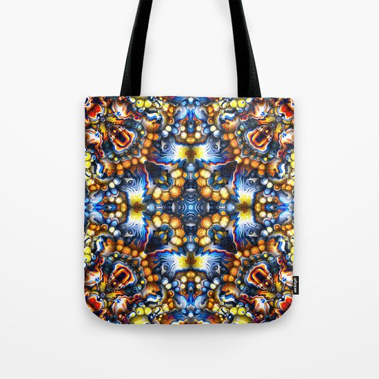 Melting Colors Tote Bag