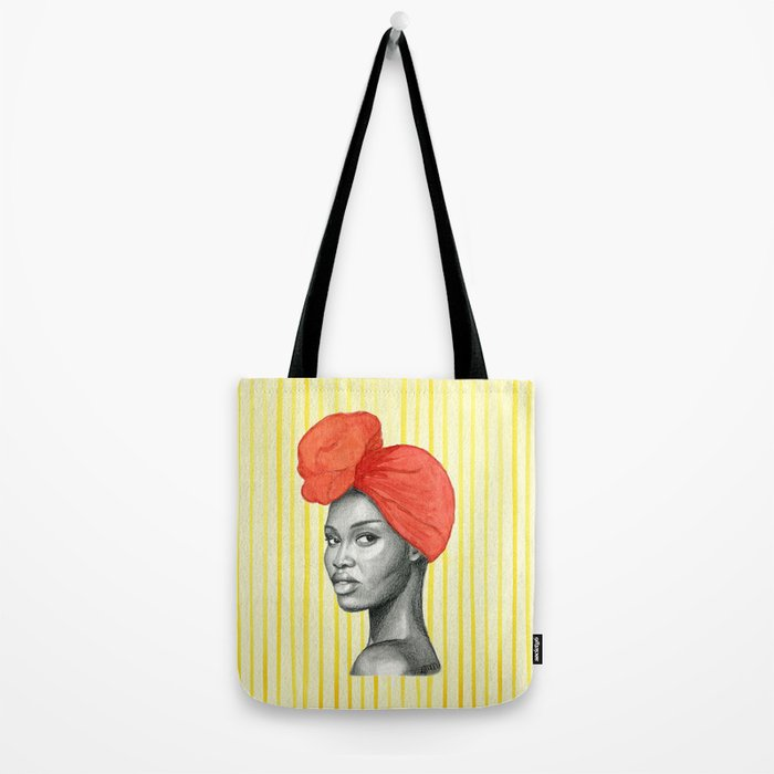 Run The World Tote Bag