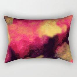 Cubism sky Rectangular Pillow