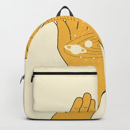 Space in My Hands Backpack