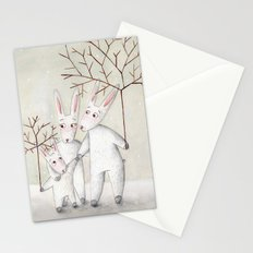 Bunnies Stationery Cards