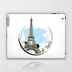 de Paris Laptop & iPad Skin