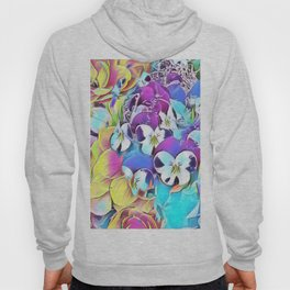 Candy Floral Mix Hoody