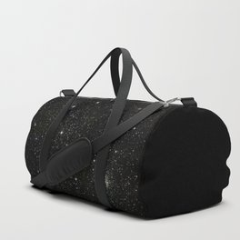 Space - Stars - Starry Night - Black - Universe - Deep Space Duffle Bag