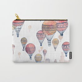 Voyages Over Santa Monica ~ Refresh Carry-All Pouch