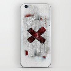 Cross my heart and hope .... iPhone & iPod Skin