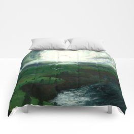 Artificial World Comforters
