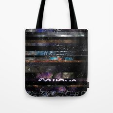 horizontal  Tote Bag