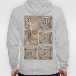 Snow White and the Falling Angels Septet Hoody