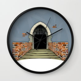 The Gate to Whatever Wall Clock