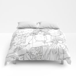 Lily Comforters