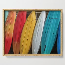 Rainbow Kayaks Serving Tray