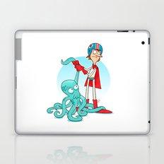 Octo-Wrestlin'! Laptop & iPad Skin