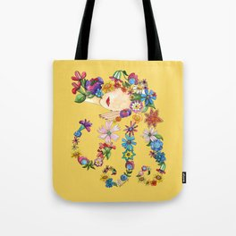 Sleeping Beauty II Tote Bag