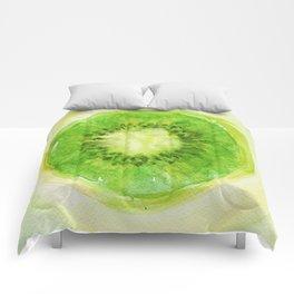 Kiwi Fruit Comforters
