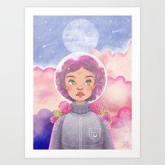 Voyager Art Print