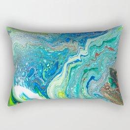 Mixed Ocean Rectangular Pillow