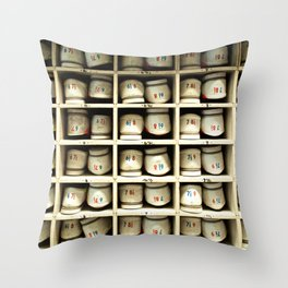 What Size? Throw Pillow