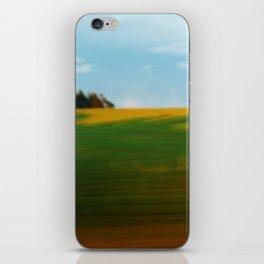 120km/h iPhone Skin