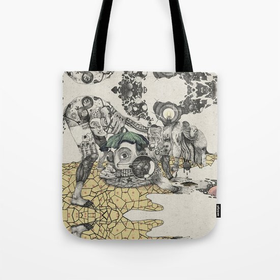 ready go! Tote Bag