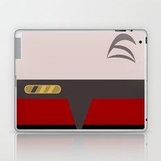 Chakotay - Minimalist Star Trek Voyager VOY - startrek Trektangle Trektangles Maquis Delta Quadrant Laptop & iPad Skin