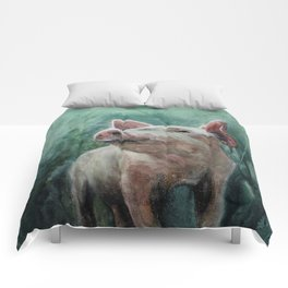 One Bad Pig Comforters