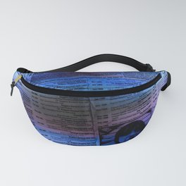 The Fall Guy Fanny Pack