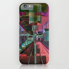 MAGIC CITY LINES iPhone 6s Slim Case