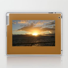 Hawaiian Sunset Laptop & iPad Skin