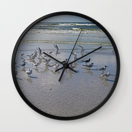 Out of My Control Wall Clock