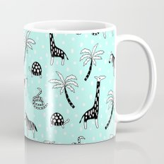 Safari Mint Mug