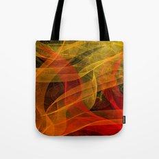 Warm Color Collab Tote Bag