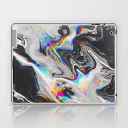 CONFUSION IN HER EYES THAT SAYS IT ALL Laptop & iPad Skin