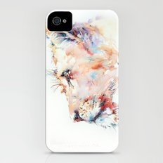 I belong in Africa ... Lion iPhone (4, 4s) Slim Case