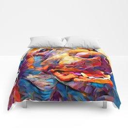 Labrador Retriever 5 Comforters