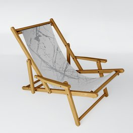 Silver Splatter 089 Sling Chair