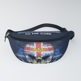 To The Core Collection: British Columbia Fanny Pack