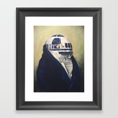 R2-Duke2 Framed Art Print