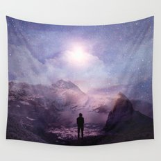 A new beginning III Wall Tapestry